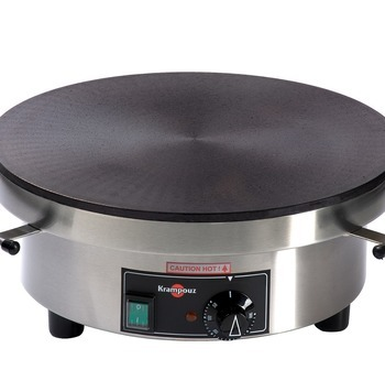CEBIF4 - USA/CA Electric crepe maker KRAMPOUZ single model 240V