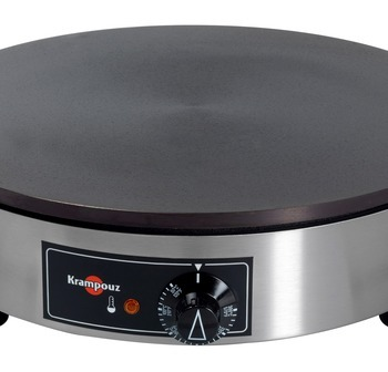 CEBIR4 - USA/CA Electric Crepe maker KRAMPOUZ single model 120V