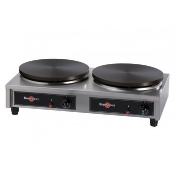 CGCIF3 - Double pancake iron - 35cm diameter