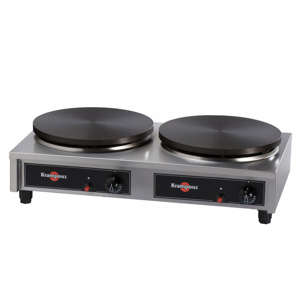 CGCIF4 - Double pancake iron - 40cm diameter