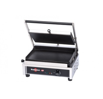 GECID4CO - Contact grill Medium: flat/flat