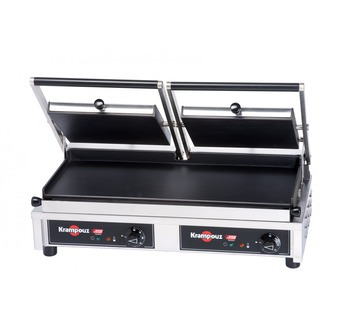 GECID5CO - Contact grill Large: flat/flat