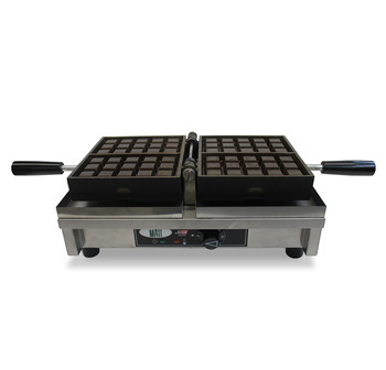 WECAAA - Single waffle iron - 3x5 Brussels