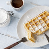 WECABD - Small turnable waffle iron - 4x6 Brussels
