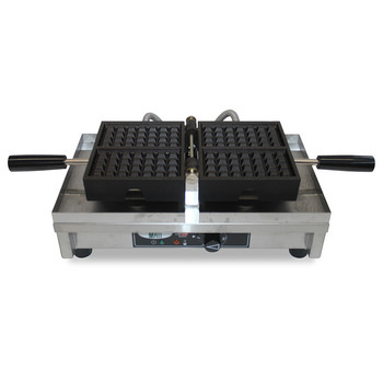 WECAKA - Single waffle iron - 4x7 Breakfast