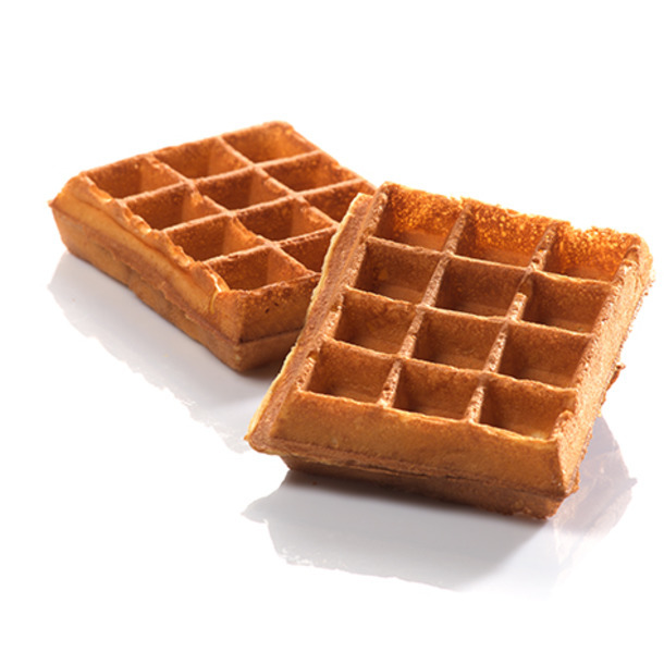 WECAWA - 3x4 Gaufre Bruxelles