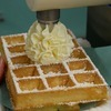 WECCACAS - Waffle iron KRAMPOUZ 3x5 Brussels Reheating model
