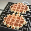 WECCIEAT - Waffle Iron KRAMPOUZ 4x13 Liège Big Turnable